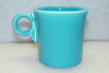 Fiesta Turquiose Blue Green Tom & Jerry Mug Coffee Cup Unmarked