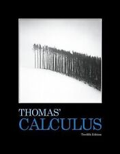 Thomas' Calculus 12Th Edition Int'l Edition