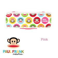 Paul Frank Plastic Pencil Case : Pink