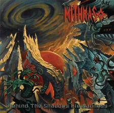 MITHRAS - Behind the Shadows Lie Madness CD (Candlelight,2007) *rare OOP *sealed
