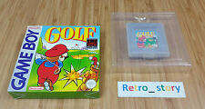 Nintendo Game Boy Golf PAL