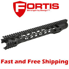 "Fortis MFG Night Rail KeyMod System-14"" Free-Float Handguard & Mounting Hardware"