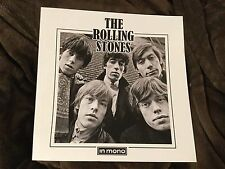Rolling Stones Book From 2016 mono lp box