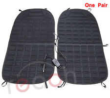 One Pair Winter Warmer Car Heated Seat Cushion Hot Cover Heating Pad-winter