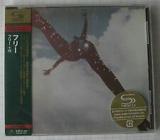 free - same  ( Japan SHM  mini LP CD )