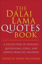 Little Book. Big Idea: The Dalai Lama Quotes Book : A Collection of Speeches,...