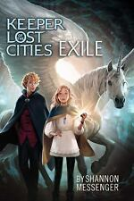 Exile (Keeper of the Lost Cities), Messenger, Shannon, Good Book