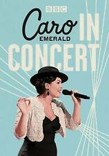 Caro Emerald: In Concert, DVD, BBC, NEW SEALED * FREE SHIPPING  NEW DVD