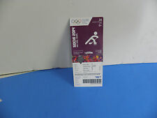 Sochi 2014 Men's Ice Hockey Team Canada vs Finland Full Ticket Category A