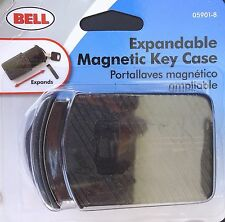 EXPANDABLE MAGNETIC SPARE KEY HOLDER FOR LARGE KEYS 1 Ct/Pk