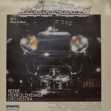 "MUSIC FOR SWINGING DANCERS - PETER HERBOLZHEIMER ORCHESTRA  12""  LP  (P598)"