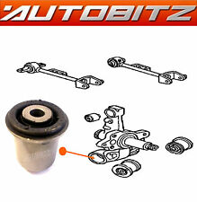FITS HONDA CR-V CRV 2001-2006 REAR SUSPENSION WHEEL HUB KNUCKLE FRONT BUSH 1PCE