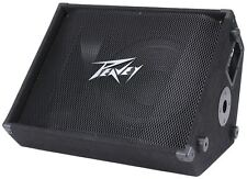 "Peavey PV 12M 1000 Watt Two Way 12"" Stage/Floor Monitor Speaker PV12M"