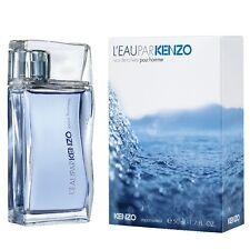 Kenzo L'Eau Par Pour Homme for Men Eau De Toilette Perfume  50ml 1.7 Oz