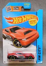 2015 Hot Wheels Car 14/250 D-Muscle - CROWER - Q case