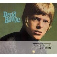 """DAVID BOWIE """"DAVID BOWIE"""" 2 CD DELUXE EDITON NEU"""