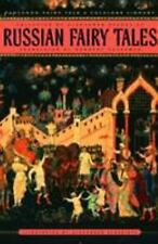 The Pantheon Fairy Tale and Folklore Library: Russian Fairy Tales by...