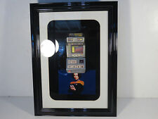 Star Trek Voyager Tricorder starfleet TR-590 IX ORIGINAL SCREEN USED PROP resin