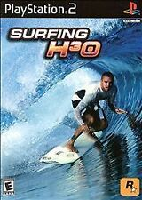 Surfing H3O (Sony PlayStation 2, 2000)