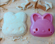 Rabbit Sandwich Toast Cookie DIY Cutter Mold Cake Bread Bento Maker Mould Tool G