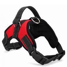 Heavy Duty Nylon Dog Harness Padded Extra Big Large Medium Small Dog Harness Hot