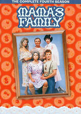 Mama's Family: The Complete Fourth Season (DVD, 2014, 4-Disc Set)