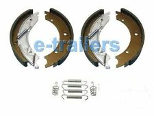 TRAILER BRAKE SHOES 200x50 FOR KNOTT IFOR WILLIAMS - HORSEBOX - PLANT - CAR