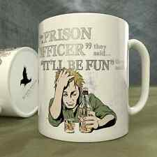 Be a Prison Officer They Said...It'll Be Fun They Said! -  p Your search for a f