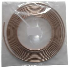 "Dorset Tube Soft Copper Coil 1/2"" x 25', Soft Copper Pipe, Brake Pipe"