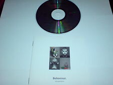 PET SHOP BOYS - BEHAVIOUR - CD ALBUM