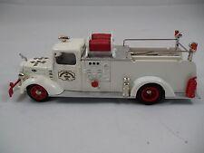 Ashton Models No. 54G Diecast 1948 Mack 500gpm Pumper Vernon NJ RARE NIB
