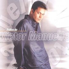 SPANISH NEW CD Exitos de Victor Manuelle by Victor Manuelle (CD,Aug-2000, Sony .