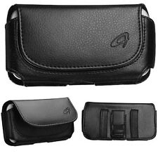Universal Phone Pouch Holster Belt Loop Clip Case Samsung Galaxy S I777, T959V