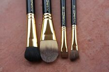 MAC Cosmetics Makeup Brush Set of 4