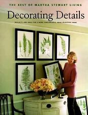 Best of Martha Stewart Living: Decorating Details