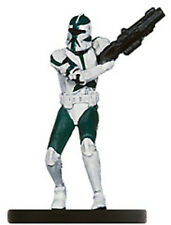 Commander Gree The Clone Wars NM with Card  Sun City Games!!!