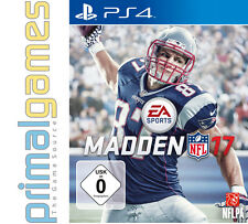 Madden NFL 17 PS4 | Deutsche Version | OvP