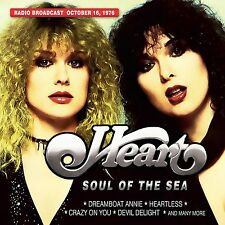 HEART - SOUL OF THE SEA/RADIO BROADCAST  CD NEU