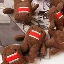 1pc Domo Kun Figure Plush Soft Cartoon Chain Cell Phone Mobile Bag Chain HXM
