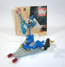 6803 LEGO Classic Space Patrol 100% complete with instructions 1983 Vintage