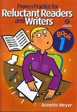 Reluctant Readers and Writers: Bk. 1: Step-by-step Guidance at the Emergent...