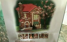 Dept 56 Christmas in the City 1234 Four Seasons Parkway - #59205. NIP Year Round
