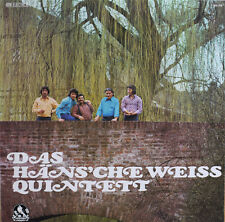 "12"" Das Häns`che Weiss Quintett Same (As Long As I Live) 70`s EMI Songbird"