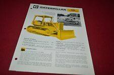 Caterpillar D5 Crawler Tractor Dozer Dealer's Brochure DCPA6