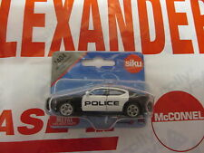 Siku 1404 Model Toy US Police Patrol Car Replica Toy Diecast Model Toy