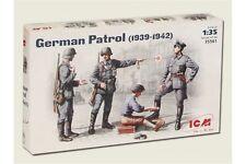 ICM 35561 1/35 German Patrol (1939-1942)