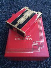 S.T. Dupont Art Deco Jeroboam Tischfeuerzeug Table Lighter Limited Edition 1996