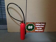 Action Figure Fire Extinguisher 1:12 scale DC Marvel Doll House Miniatures