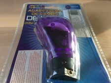 Light-Up Purple Neon Gear Shifter Knob by City Lites - Hot Rods,Racecars & Rats!