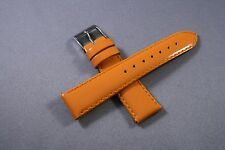 18mm Orange Patent Genuine Leather Watch Band,Strap,Interchangeable,Quick Relese